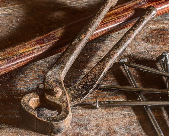 Reparatur und Aufrüstung